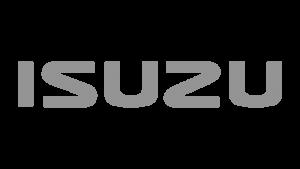 ISUZU - Logo grau
