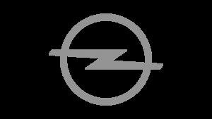 Opel - Logo grau