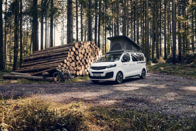 CROSSCAMP auf Opel-Basis