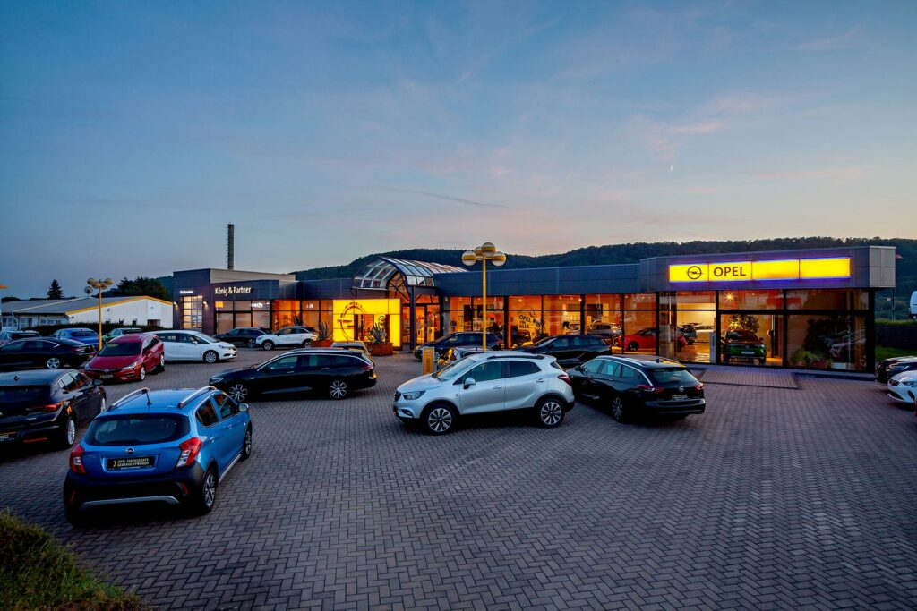 Autohaus König & Partner - Fahrzeuge Meiningen