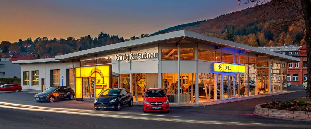 Autohaus König & Partner - Fahrzeuge Suhl