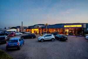 Autohaus König & Partner Meiningen