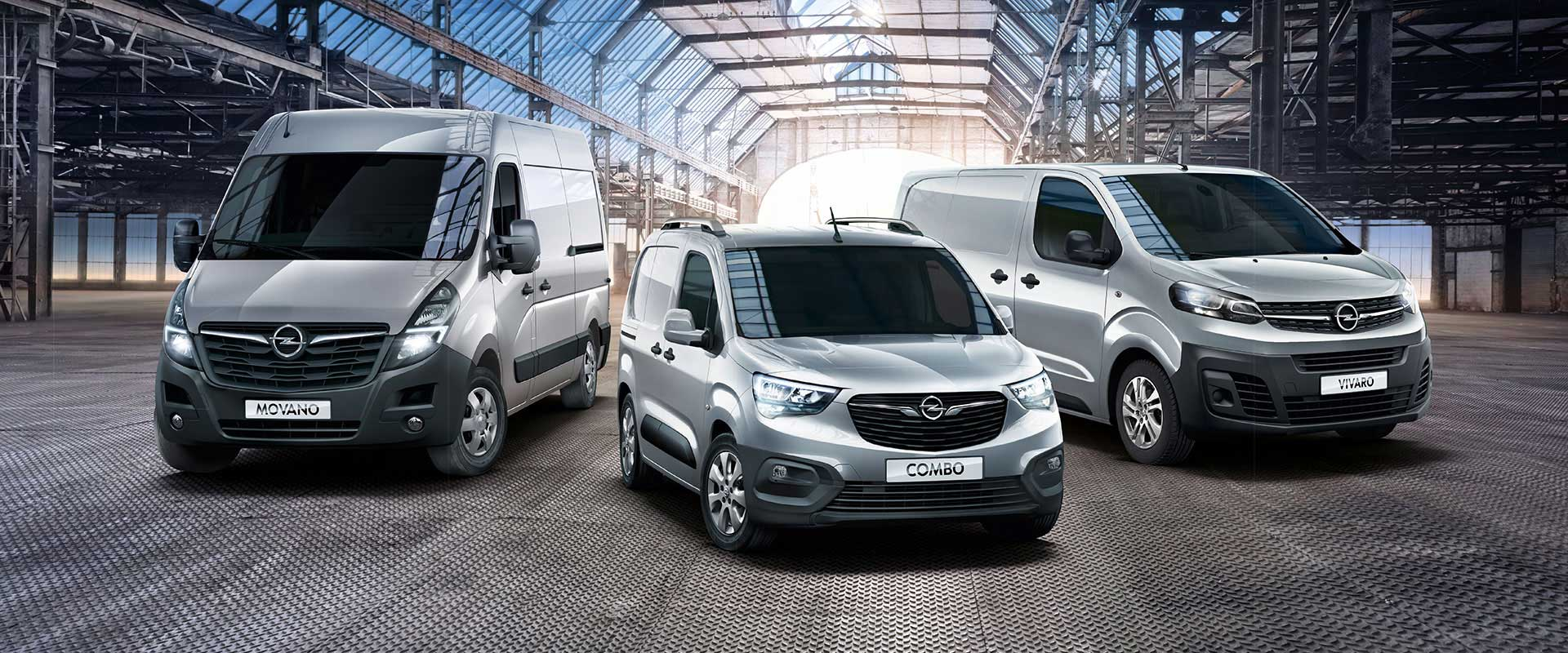 Opel Nutzfahrzeuge