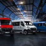 Opel Nutzfahrzeuge - Movano Trio